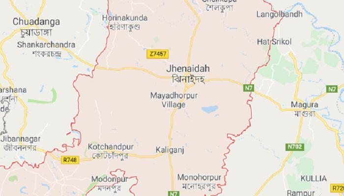 ঝিনাইদহে নৌকার নির্বাচনী অফিসে বোমা হামলা