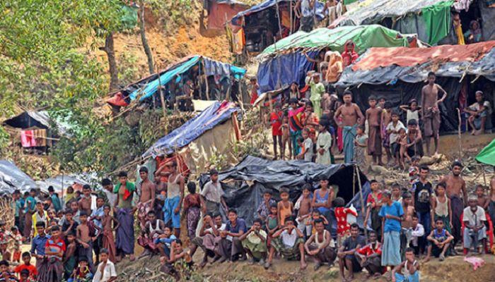 নির্বাচনে রোহিঙ্গাদের বিষয়ে ইসির সতর্ক বার্তা