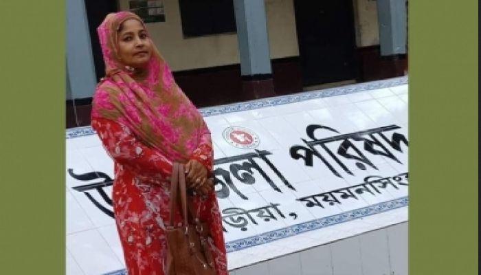 নির্বাচনে নাশকতা: ময়মনসিংহে বিএনপি নেত্রী গ্রেপ্তার
