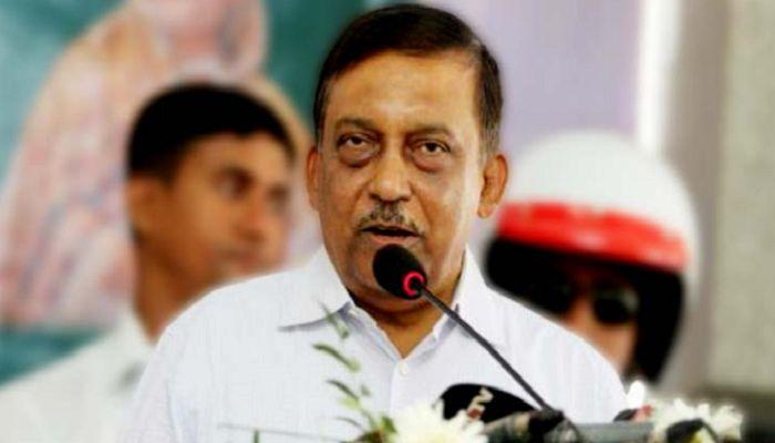 রাজনৈতিক কৌশলে ব্যর্থ বিএনপি: স্বরাষ্ট্রমন্ত্রী