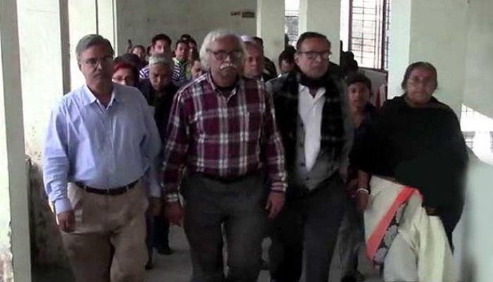 নোয়াখালীতে গণধর্ষণ: নির্যাতিতার পাশে বামজোটের নেতারা