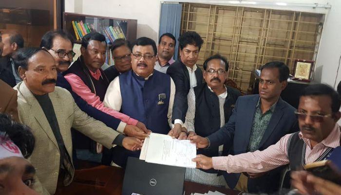 সৈয়দপুর উপজেলা নির্বাচন: মনোনয়ন জমা পড়েছে ১১টি