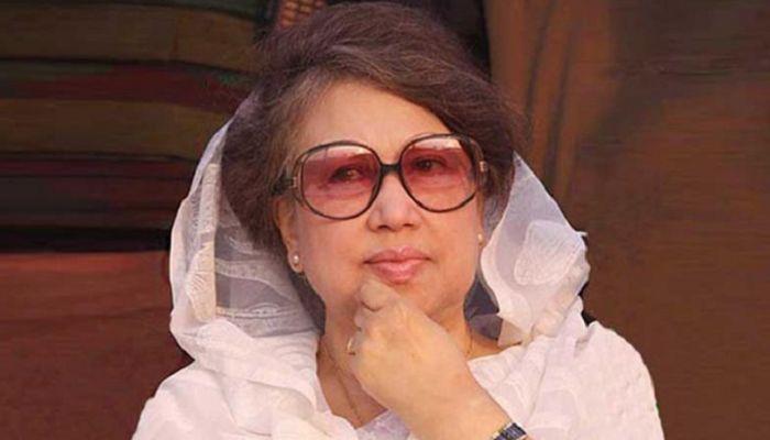 খালেদা জিয়ার বিরুদ্ধে গ্রেপ্তারি পরোয়ানা জারি