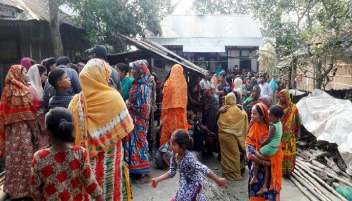 নিখোঁজ শাহিদার লাশও উদ্ধার, ভেদরগঞ্জে শোকের মাতম