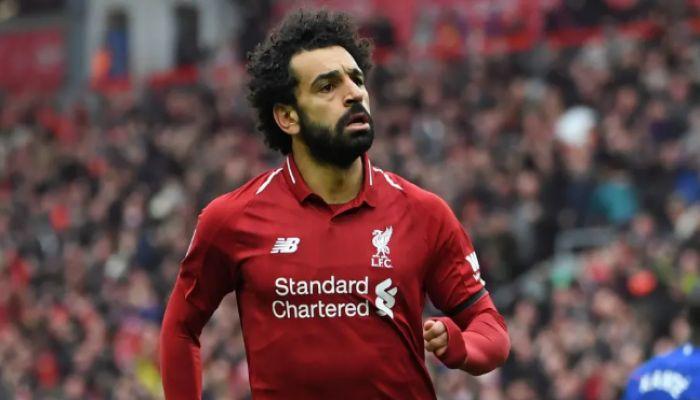 সবচেয়ে প্রভাবশালী ফুটবলার মোহাম্মদ সালাহ
