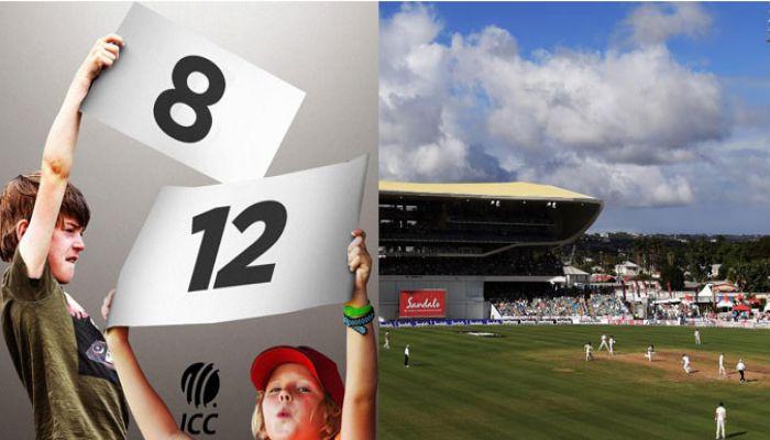 টেস্টে আসছে ১২ ও ৮ রানের নিয়ম, কিভাবে হবে এই রান?