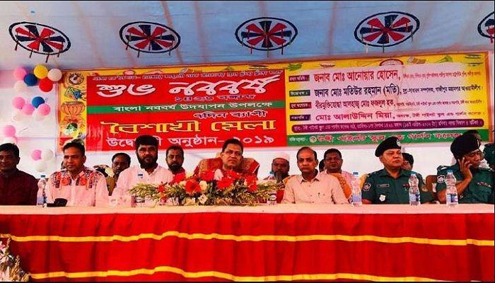 গাজীপুর-টঙ্গীকে মাদকমুক্ত করার ঘোষণা জিএমপি কমিশনারের