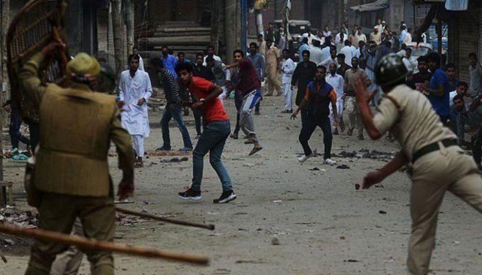 পুলওয়ামায় ভারতীয় বাহিনীর গুলিতে ২ কাশ্মীরী তরুণ নিহত