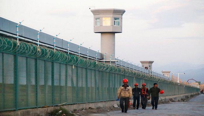 বন্দিশিবিরে ১০ লাখ মুসলমানকে আটকে রেখেছে চীন: যুক্তরাষ্ট্র