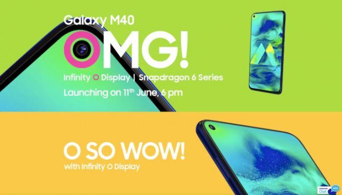 বাজেটের মধ্যে সবটা দেবে স্যামসাং Galaxy M40
