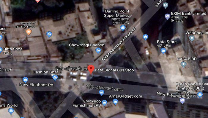 রাজধানীতে দুই প্রাইভেটকারের সংঘর্ষে নারী নিহত