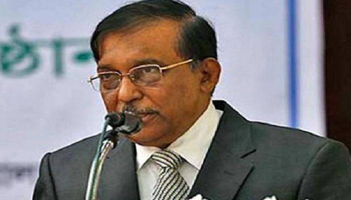 যেকোনো সময় ওসি মোয়াজ্জেম গ্রেপ্তার: স্বরাষ্ট্রমন্ত্রী