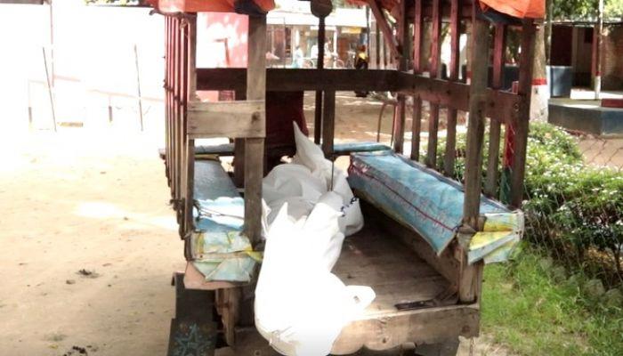 গুরুদাসপুরে স্কুল ড্রেস না পেয়ে শিশুর আত্মহত্যা
