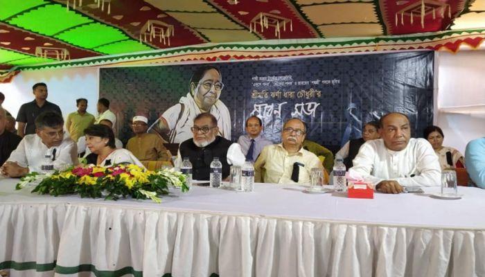 গান্ধী আশ্রমের উন্নয়নে সরকার সঙ্গে থাকবে: মোজাম্মেল হক