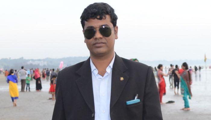 """"""" নোঙর"""" নাটোর জেলার সদস্য নির্বাচিত প্রভাষক মাজেম আলী"""