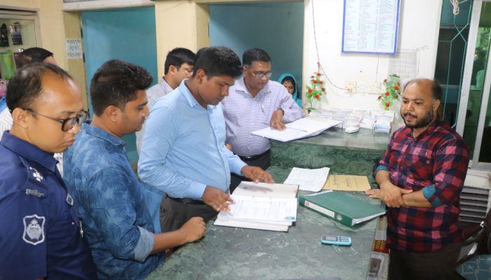 নোয়াখালীর স্কয়ার ডায়াগনস্টিক সেন্টার বন্ধের নির্দেশ
