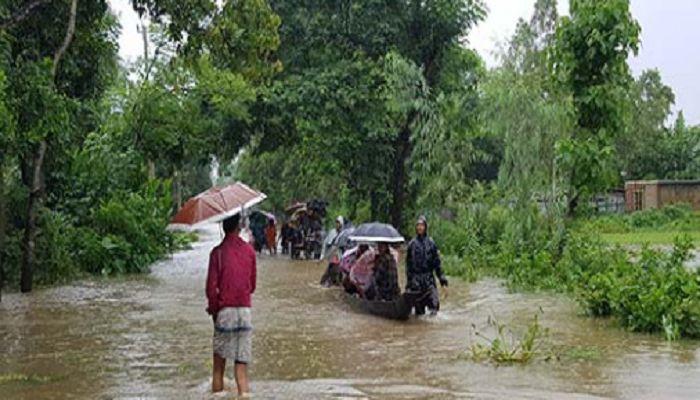 বান্দরবান-চট্টগ্রাম-কক্সবাজারে সড়ক যোগাযোগ বন্ধ