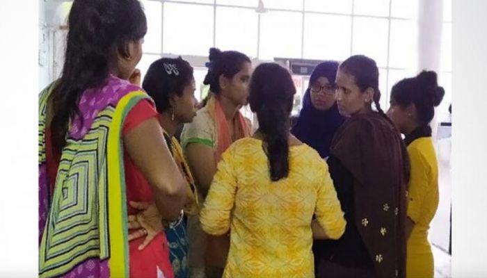 পাচার হওয়া ৭ তরুণীকে ফেরত দিল ভারত