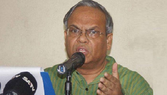 রোহিঙ্গা প্রত্যাবাসনে সরকার কিচ্ছু করতে পারেনি: রিজভী