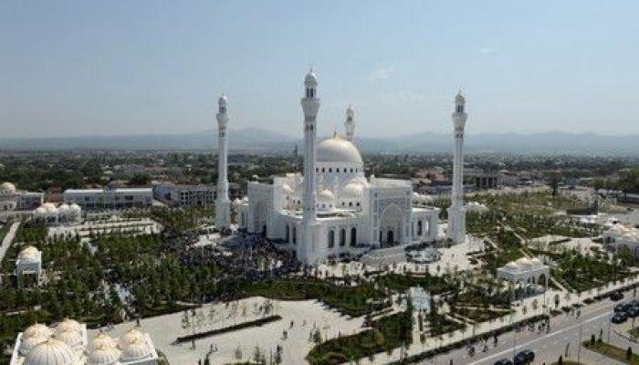 ইউরোপের বৃহত্তম মসজিদ নির্মাণ রাশিয়াতে