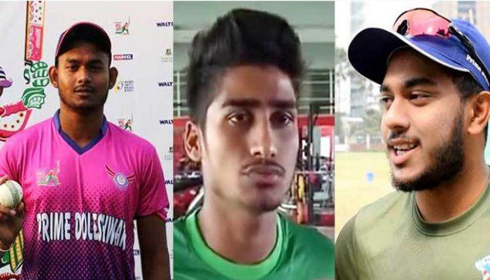 সড়ক দুর্ঘটনায় ৩ বাংলাদেশি ক্রিকেটার আহত