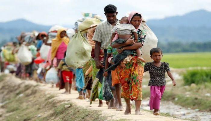 ৫ শর্ত মানলে মিয়ানমারে ফিরবে রোহিঙ্গারা