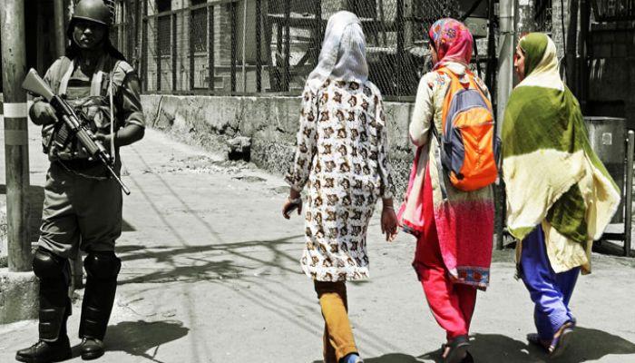 'রাস্তা ফাঁকা, এবার কাশ্মীর থেকে মেয়ে আনা যাবে'