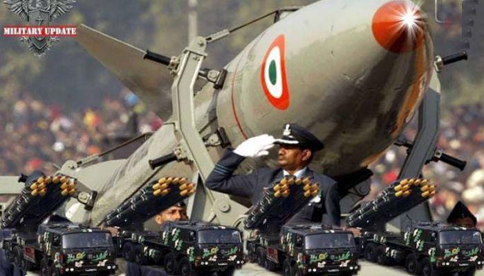 পাকিস্তান সীমান্তে ক্ষেপণাস্ত্র প্রতিরক্ষা ব্যবস্থা মোতায়েন ভারতের