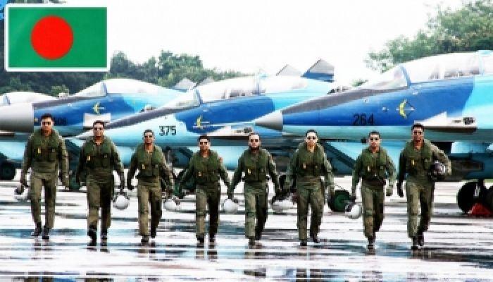 জনবল নিয়োগ দেবে বাংলাদেশ বিমানবাহিনী