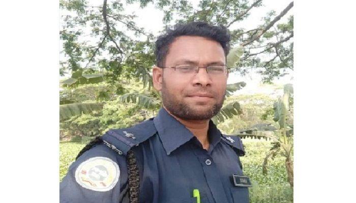 তালতলীতে সড়ক দুর্ঘটনায় পুলিশের এএসআই নিহত