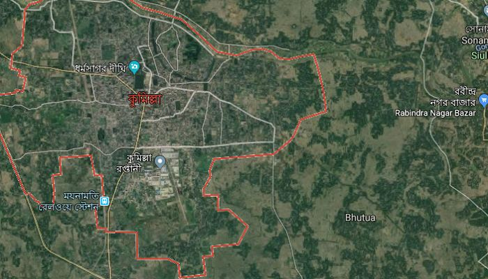কুমিল্লায় বাসচাপায় প্রাণ গেল ৩ মোটরসাইকেল আরোহীর