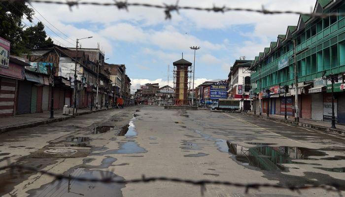 কাশ্মীরে জমি কিনছে বিজেপি সরকার!