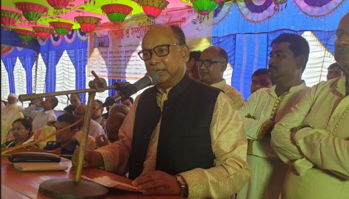 বাংলাদেশ সম্প্রীতির দেশ, এদেশে জঙ্গিদের ঠাঁই হবে না: রেলমন্ত্রী
