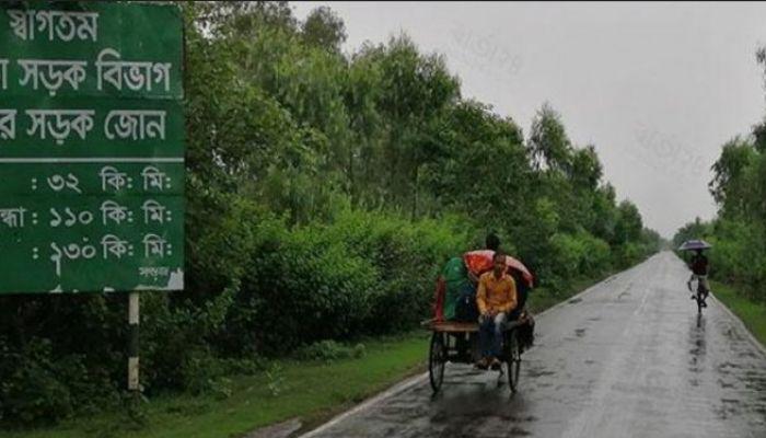বিএনপির সমাবেশ: বগুড়া-রাজশাহী রুটে বাস চলাচল বন্ধ