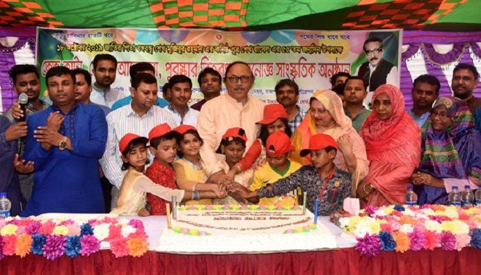 রাজশাহীতে শেখ রাসেলের ৫৫তম জন্মদিন পালিত
