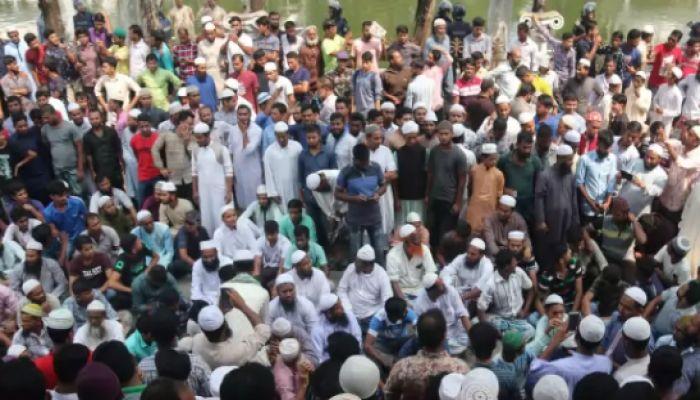 ভোলার ঘটনায় 'তৌহিদী জনতা'র ৬ দফা দাবি মেনে নিল প্রশাসন