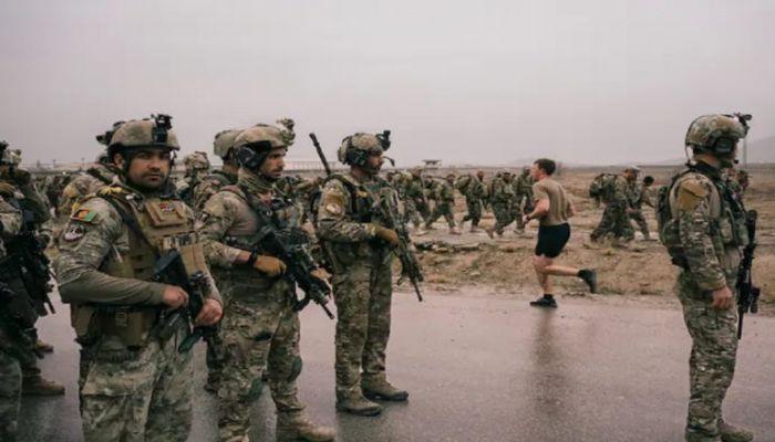 আফগানিস্তান থেকে সরানো হচ্ছে মার্কিন সেনা