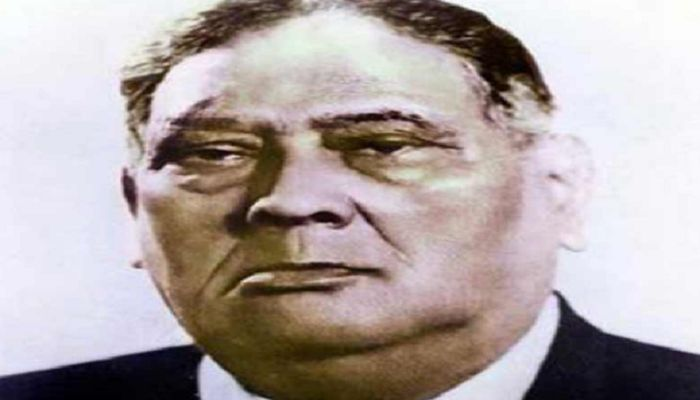 শেরেবাংলা এ কে ফজলুল হকের ৫৭তম মৃত্যুবার্ষিকী আজ