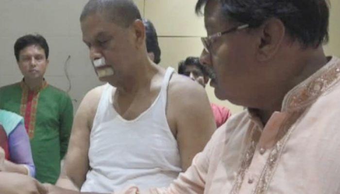 এমপি বেনজির আহত