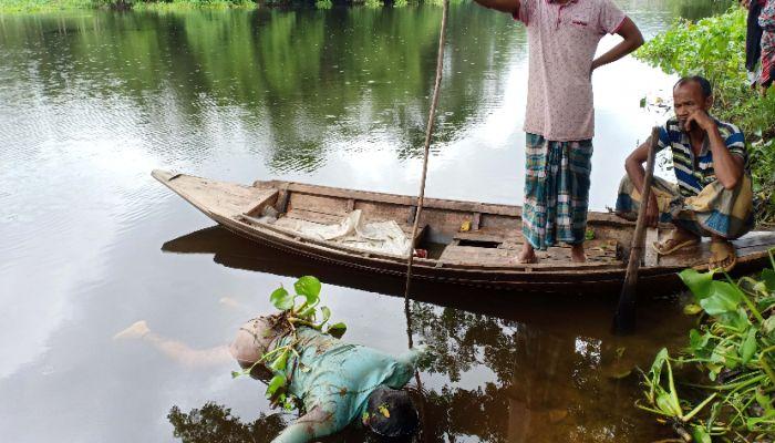 গোপালগঞ্জে নিখোঁজ যুবকের লাশ মিলল খালে