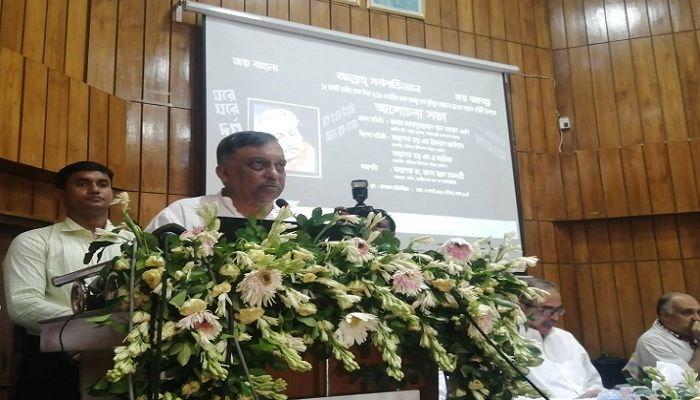 ডেঙ্গু সংকট মোকাবেলায় কাজ করছে সরকার: স্বরাষ্ট্রমন্ত্রী