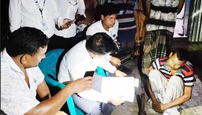 শিবালয়ে বাল্যবিয়ের হাত থেকে রক্ষা পেল ছাত্রী