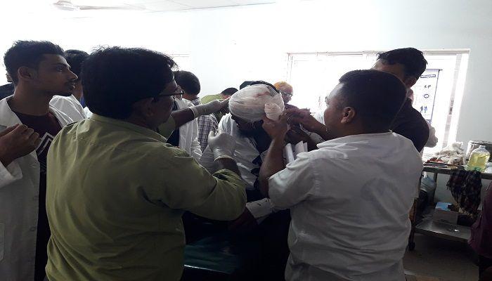 নোয়াখালীতে আ.লীগের দুই পক্ষের সংঘর্ষ, আহত অর্ধশতাধিক