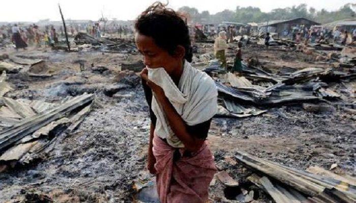 রোহিঙ্গা গণহত্যা: মিয়ানমারের বিরুদ্ধে আন্তর্জাতিক আদালতে মামলা