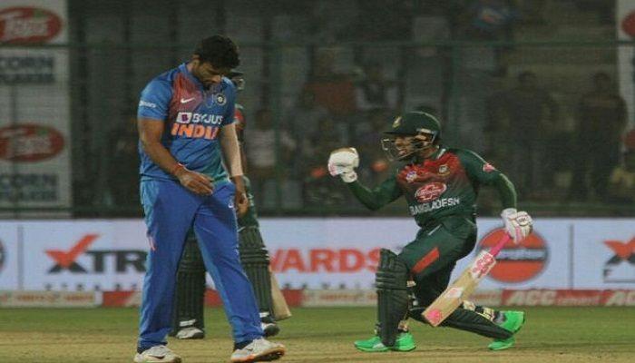 বাংলাদেশ-ভারত দ্বিতীয় টি-২০ বাতিলের শঙ্কা