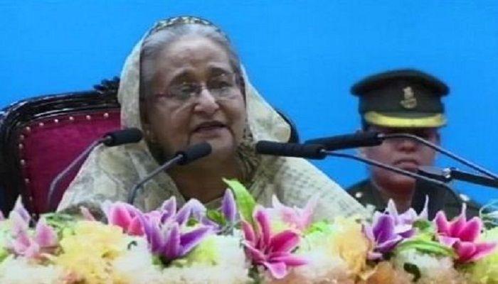 গুজবে কান না দিয়ে মোকাবিলার আহ্বান প্রধানমন্ত্রীর