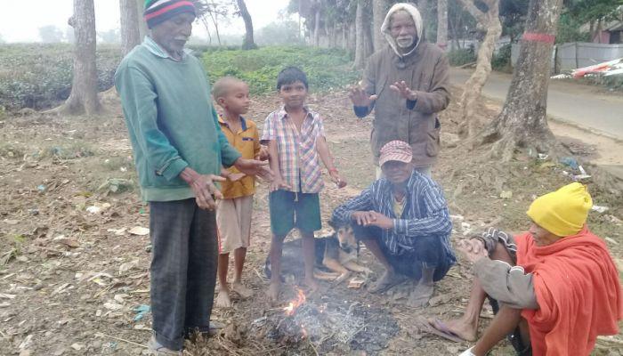 কমলগঞ্জে শীতে ৫ জনের মৃত্যু