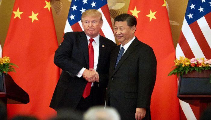 চীন-যুক্তরাষ্ট্র 'যুদ্ধ' ইতির ইঙ্গিত