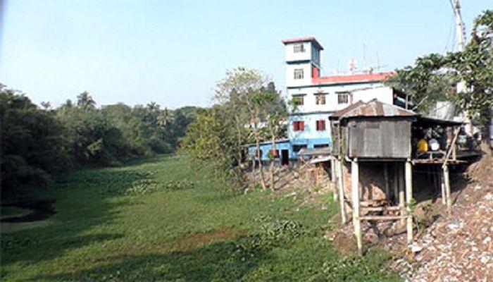 ঝিনাইদহে দখলদারের কবলে ১২ নদ-নদী