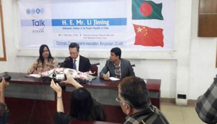 কয়েকটি মেগা প্রকল্প ব্যাহত হতে পারে: চীনা রাষ্ট্রদূত